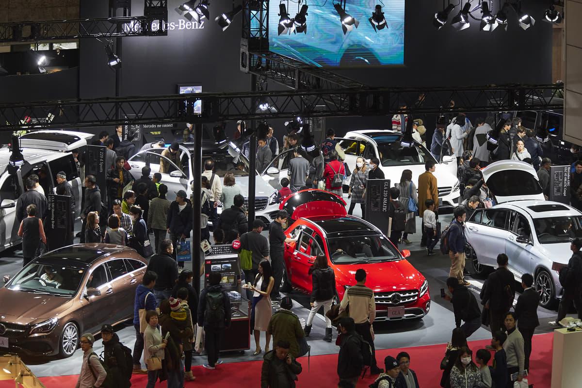 輸入車も多数! 新型や未来のクルマが集う「大阪モーターショー」12月6日より開催