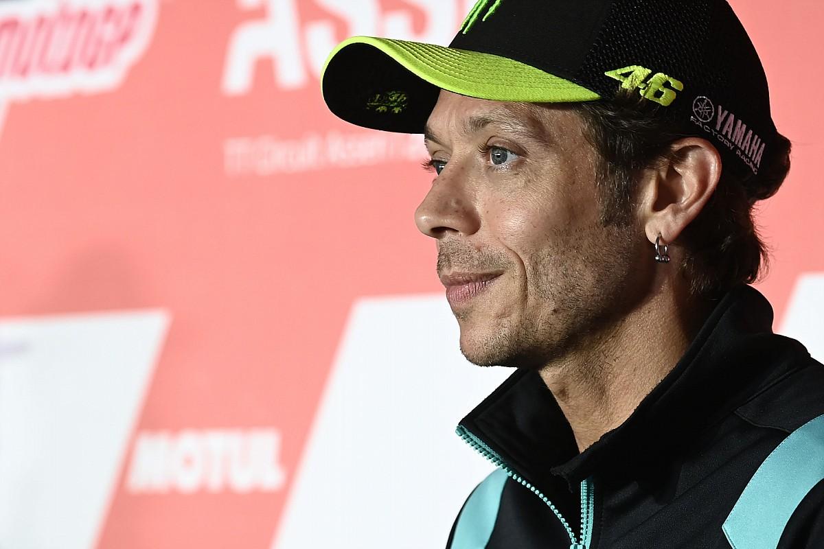 """2輪ロードレース界の""""伝説""""バレンティーノ・ロッシ、今季限りでの現役引退を発表。世界選手権で9度のタイトル"""