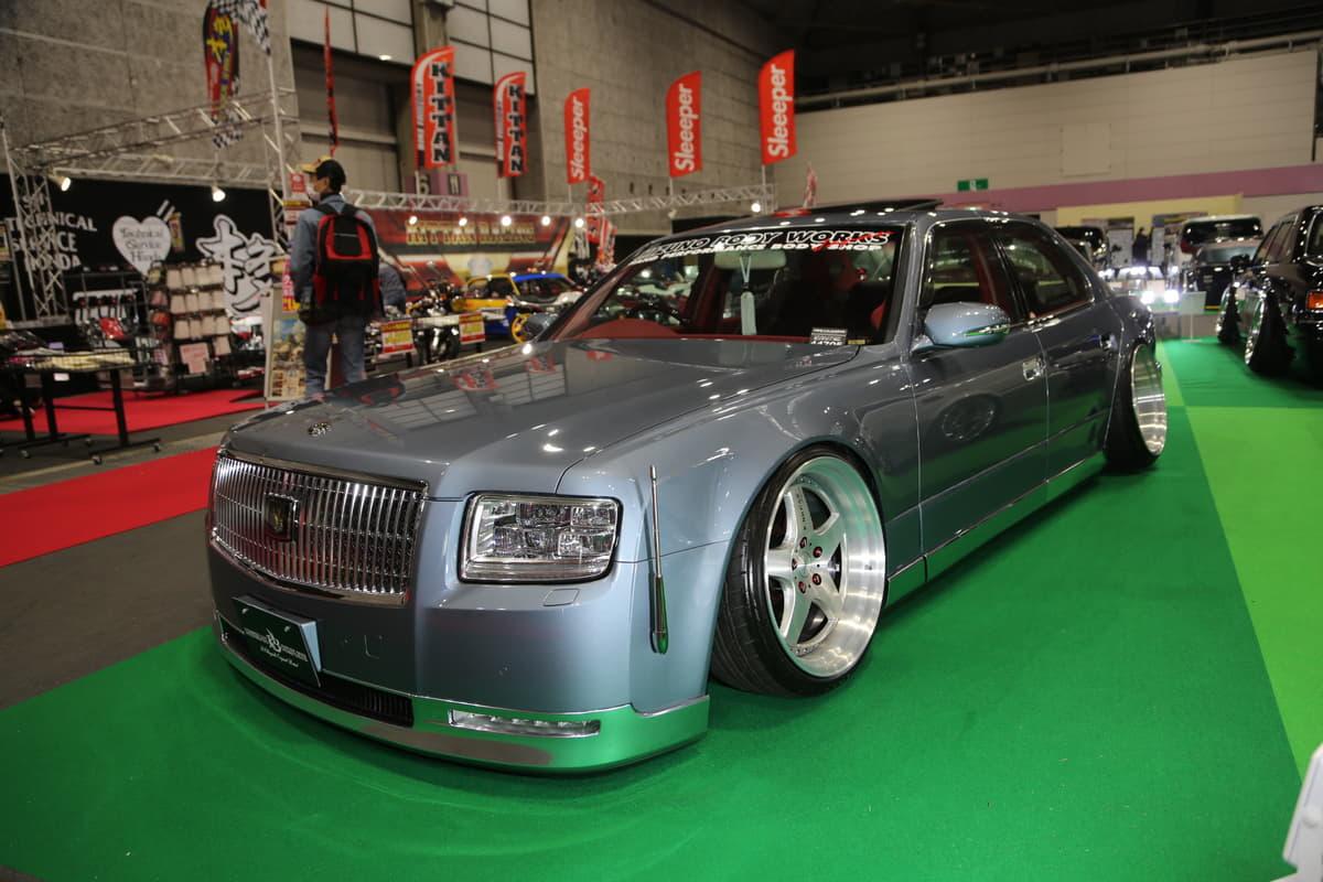 日本が生んだ「VIPカー」カスタム! その波は世界にも波及中