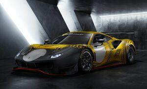 フェラーリがサーキット走行専用モデルの「488 GT Modificata」を発表