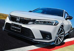 Honda、新型「CIVIC」用 無限パーツ発表