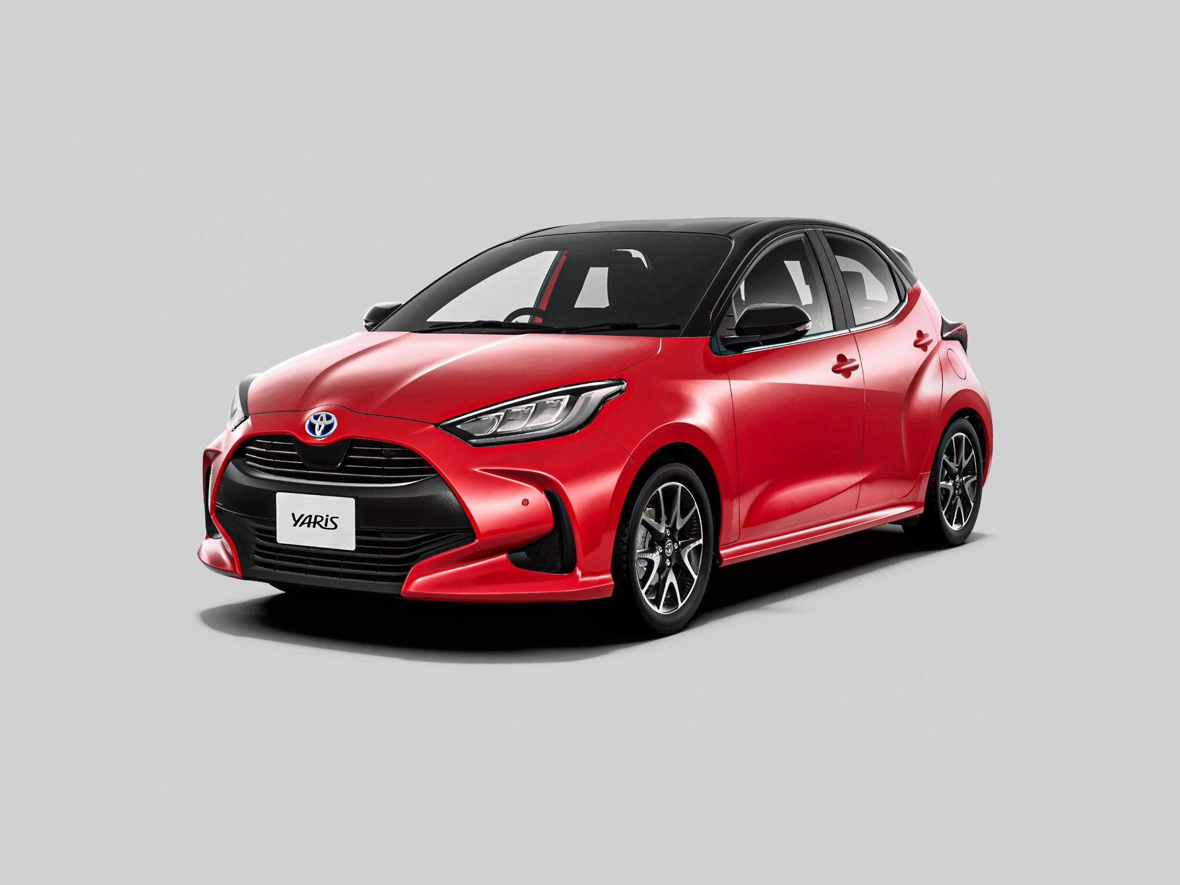 小さな変化、大きな進化──新しいトヨタ・ヤリス登場!