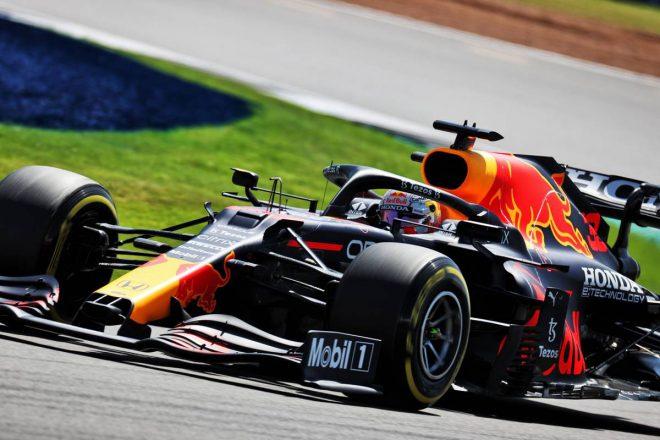 イギリスGP FP2:ロングランがメインのセッションに。フェルスタッペンが首位、角田はソフトで17周走行