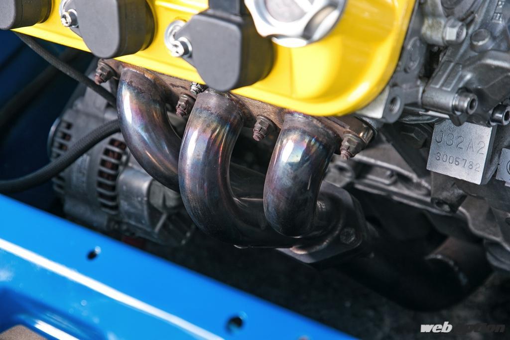 「3.2LのV6エンジンを搭載した美しすぎるCD7アコードクーペ」最先端のカスタムメイクは必見!