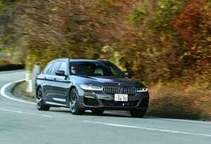 【試乗】BMW 540i xDrive ツーリング M スポーツのストレート6エンジンは実に気持がいい