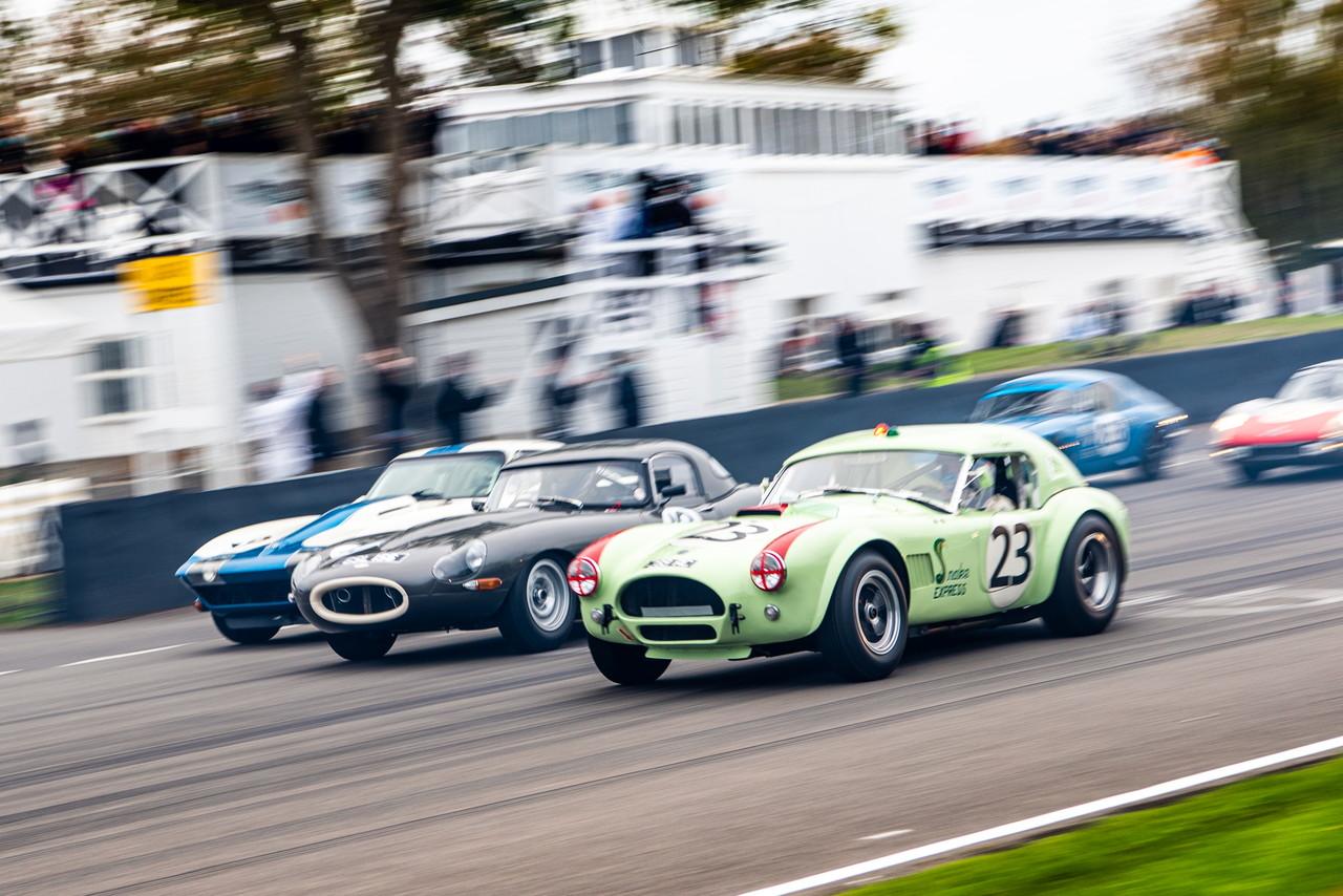 オンライン配信された「グッドウッド・スピードウィーク」に英国自動車文化の奥深さを知る