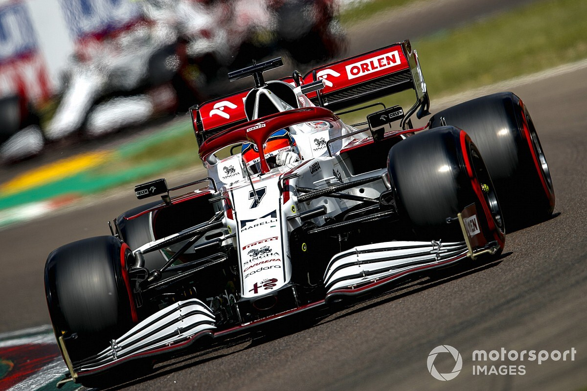 FIA、ライコネンへのペナルティ見直しを却下。F1第2戦エミリア・ロマーニャGPの結果は変わらず