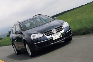 TSI+DSGのパワートレインが示す3代目ヴァリアントのシルエット【VW GOLF FAN Vol.13】