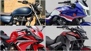 ホンダ2021年新車バイクラインナップ〈251~400ccミドルクラス〉GB350 etc.