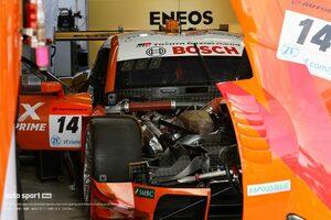 スーパーGT第6戦オートポリス。両クラス計4台の車両にペナルティストップ5秒が課されることに