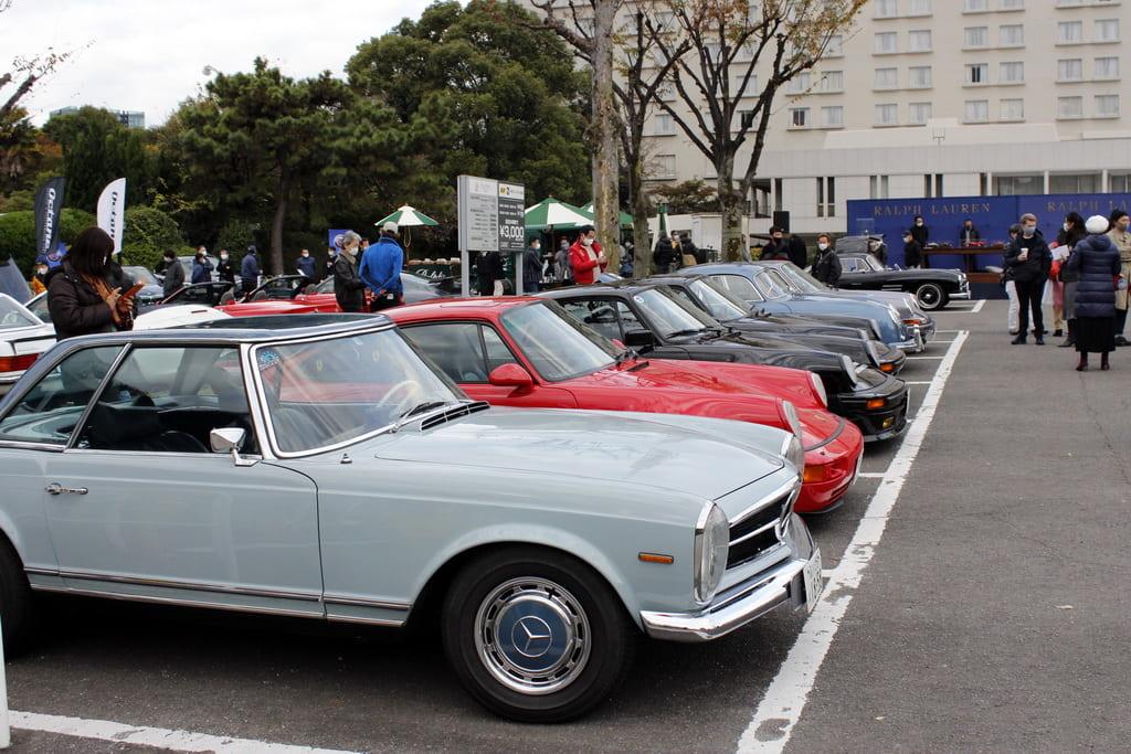 テーマはドイツのスポーツカー! 噂の『Tokyo Coffee and Cars』は想像以上の優雅さだった!