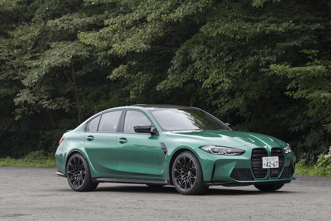"""最新""""Mの美学""""ここにアリ、BMW M3コンペティション【Car as Art !】"""