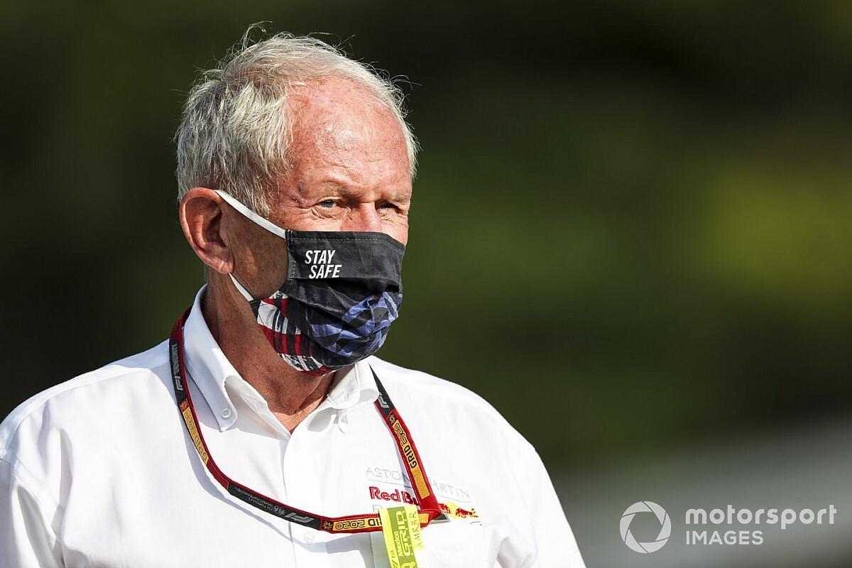 """ヘルムート・マルコの""""正直な""""アプローチ、新参者セルジオ・ペレスは歓迎「F1界ではあまり無いコト」"""