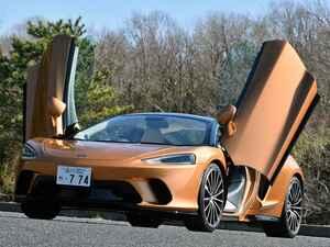 【スーパーカー年代記 120】マクラーレン GTは快適な高速ロングツーリングを約束してくれるスーパー グランドツアラー