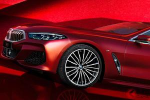 エレガントな最上級4ドアクーペ BMW「8シリーズ グランクーペ」に限定車登場