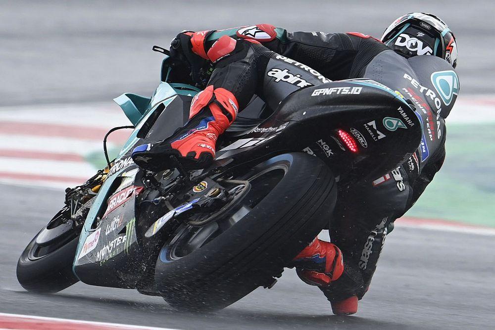 【MotoGP】ドヴィツィオーゾ、久しぶりヤマハ機の感覚に戸惑う「ドゥカティとは凄く違う」