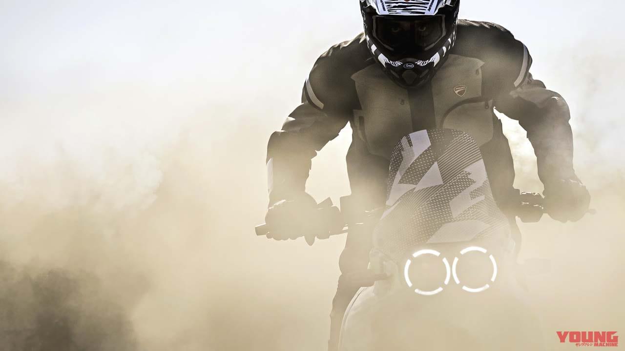 ドゥカティ新型「デザートX」は12/9発表! 9月30日から立て続けのワールドプレミア
