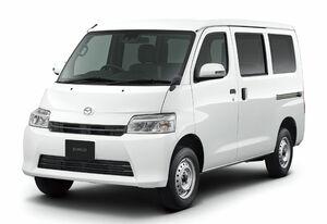 マツダが第5世代となる小型商用バン&トラックの新型「ボンゴ」を発表