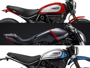 【ドゥカティ】2021年モデル「XDiavel Black Star」「Scrambler Icon」「Scrambler Desert Sled」を5/29に発売