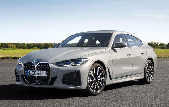 第2世代の新型BMW4シリーズ・グランクーペが日本発売