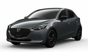 ブラックやレッドのアクセントカラーでスポーティな世界観を表現したマツダ2の特別仕様車「Black Tone Edition」が発売
