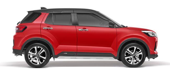 ダイハツがDNGA海外展開の第2弾モデルとなる新型コンパクトSUVの「ロッキー」をインドネシアに投入