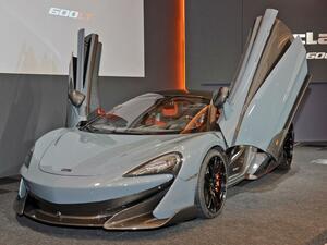 【スーパーカー年代記 110】マクラーレン600LTはサーキット最速のマクラーレンを目指した