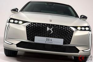 2021年末にも日本で発表!? 進化したフレンチプレミアム新型「DS4」欧州で受注開始