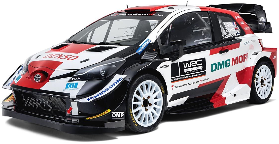トヨタ、WRCとWECに参戦する「ヤリスWRC」「GR010ハイブリッド」を公表