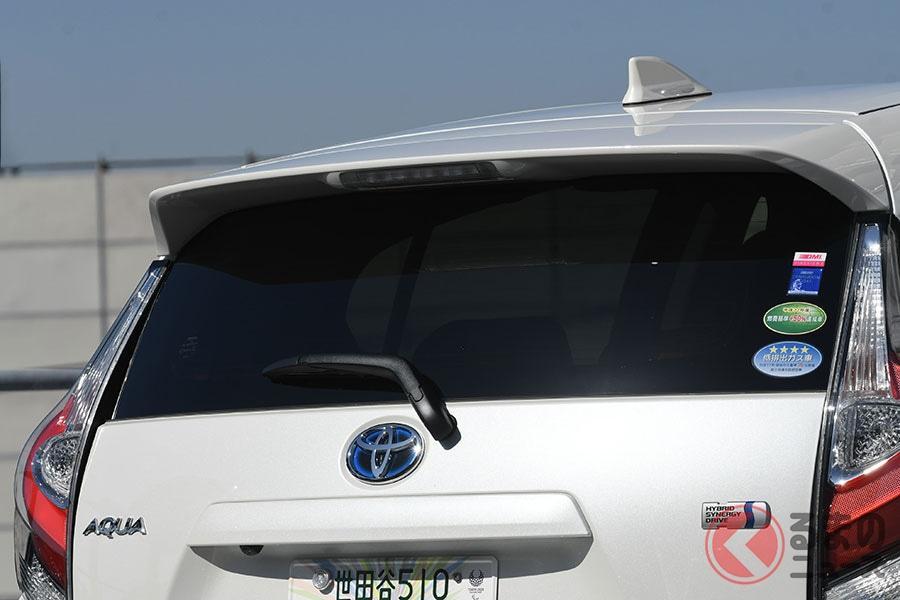 まだ人気のトヨタ「アクア」 ヤリス&フィット登場でも堅調? 9年目の実力はいかに