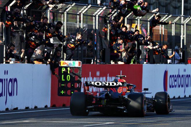 ホンダ、満足のPUパフォーマンスで通算81勝&ダブル表彰台「4台Q3進出の速さが好結果に結びついた」と田辺TD/F1第6戦