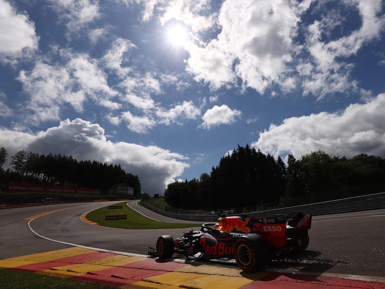 F1ベルギーGP、単調なレース展開でフェルスタッペンに逆転優勝のチャンス訪れず【モータースポーツ】