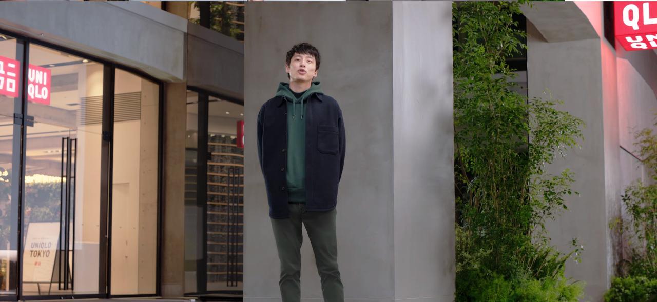 ユニクロ cm 俳優 ユニクロ2021CMの俳優は誰?綾瀬はるかと共演の男性は鈴木仁さん