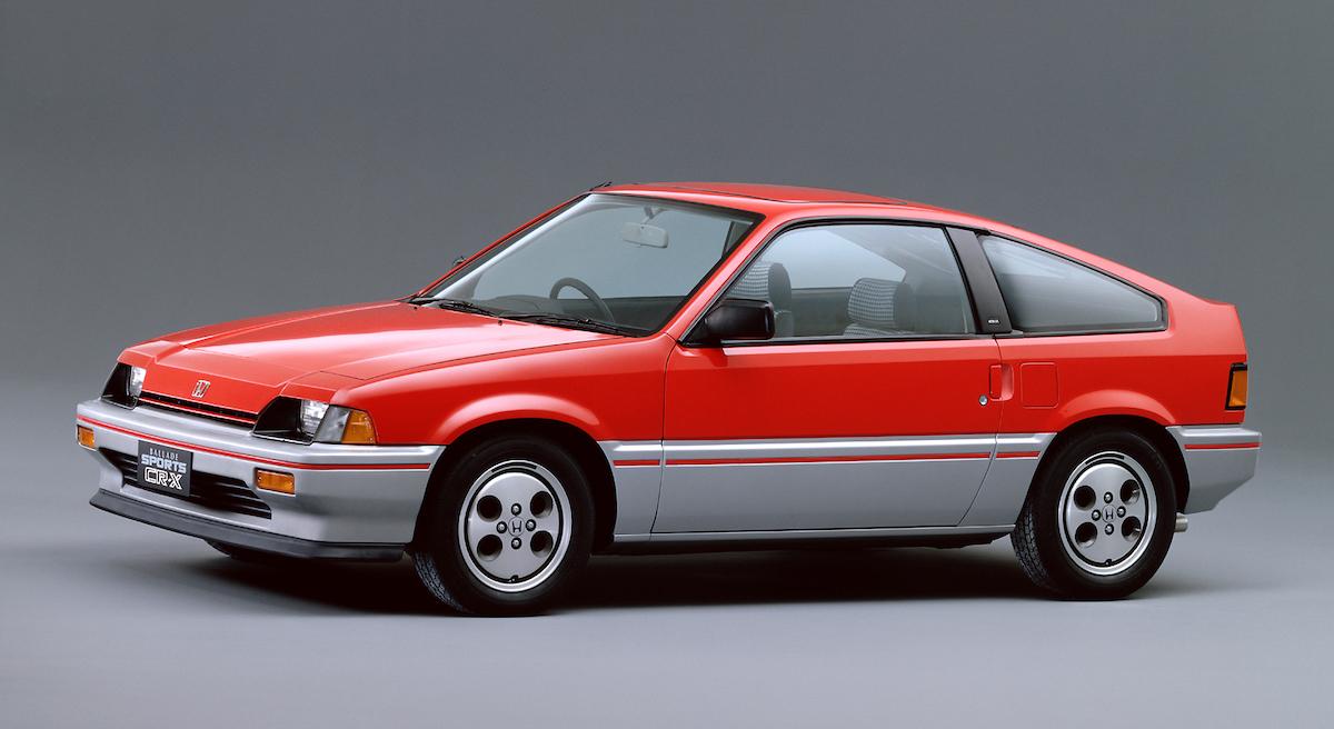 FFなのにカミソリのようなハンドリング!「2代目CR-X」はキレッキレの激辛ホットハッチだった