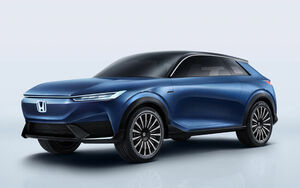 ホンダが北京モーターショーで電気自動車SUVのコンセプトモデル「Honda SUV e:concept」を発表