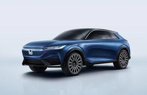 ホンダが北京ショーで日本導入が待たれるCR-VのPHV版や、中国向けEVのコンセプトを発表