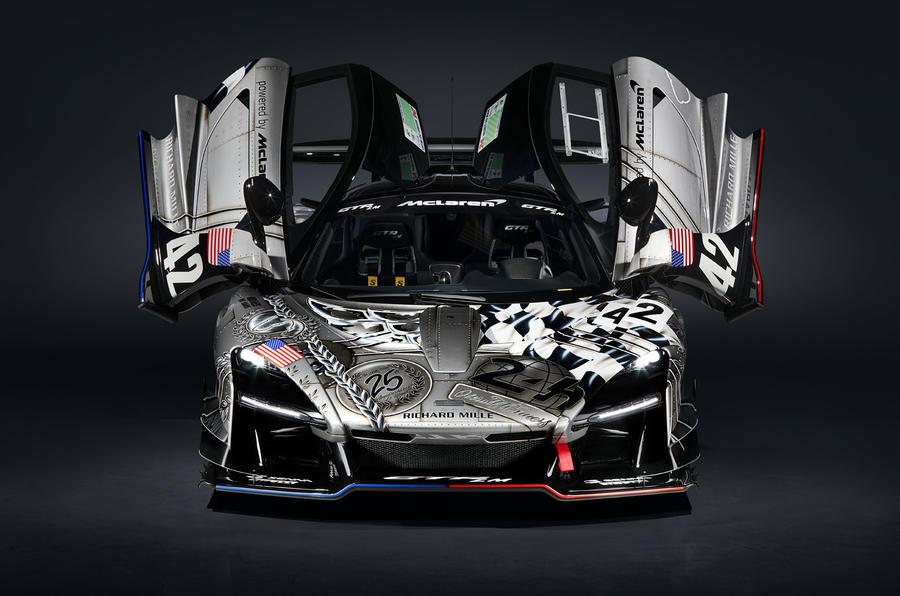 【歴史的勝利から25年】マクラーレン・セナGTR LM ル・マン優勝記念モデル
