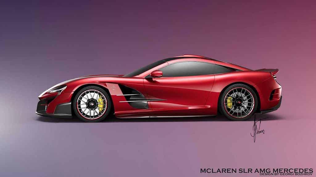【スクープ】あれから12年、伝説のV8クーペがFRで帰ってくる!? メルセデス・ベンツSLRマクラーレン後継モデルを大予想