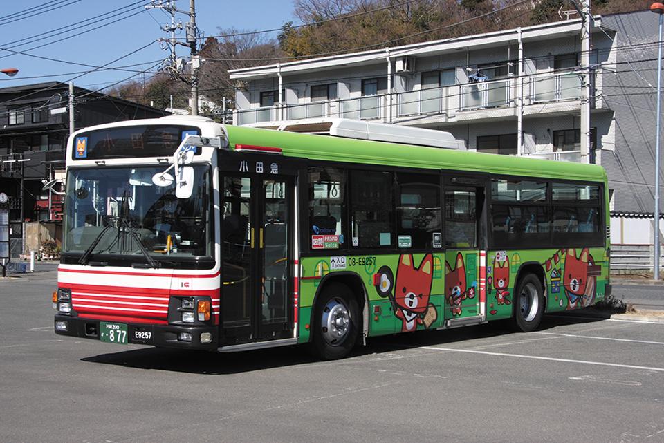 おじゃまします! バス会社潜入レポート 小田急バス編【その2】