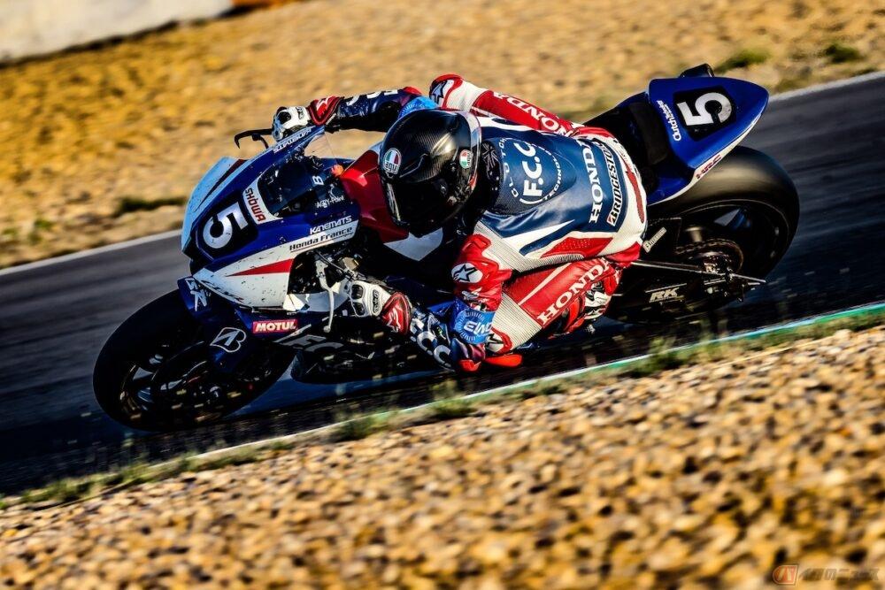 世界耐久選手権第2戦エストリル12時間は、F.C.C. TSR Honda Franceが優勝