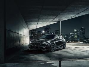テーマは漆黒! BMW1シリーズに限定車「118d Pure Black」がオンライン限定発売