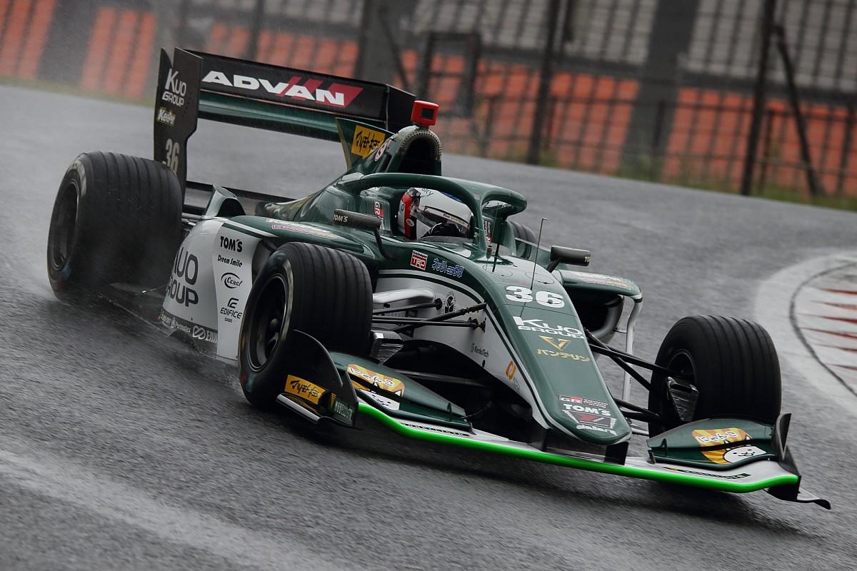 【スーパーフォーミュラ】ジュリアーノ・アレジが初のポールポジション獲得! 第3戦オートポリス 予選タイム結果