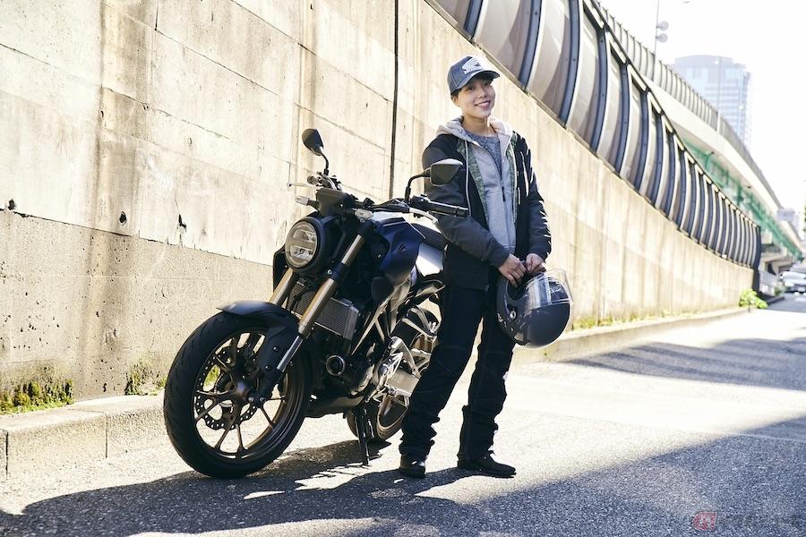 『小野木里奈の○○○○○日和』は、ライディングウエアはバイクの楽しさを倍増させてくれるアイテムをご紹介!