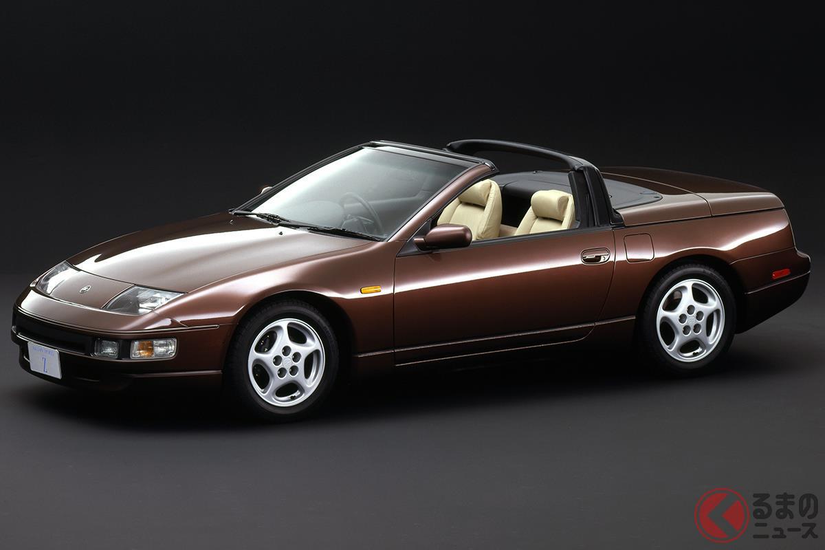 歴代でもっとも美しい? 日産「Z32型フェアレディZ」は高性能なだけじゃない!