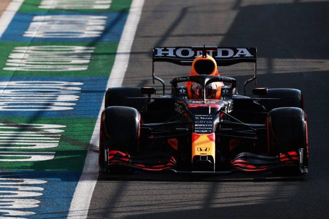 ホンダ、スプリント予選のフロントロウを確保「新フォーマットの苦労はあったが円滑な初日」と田辺TD/F1第10戦
