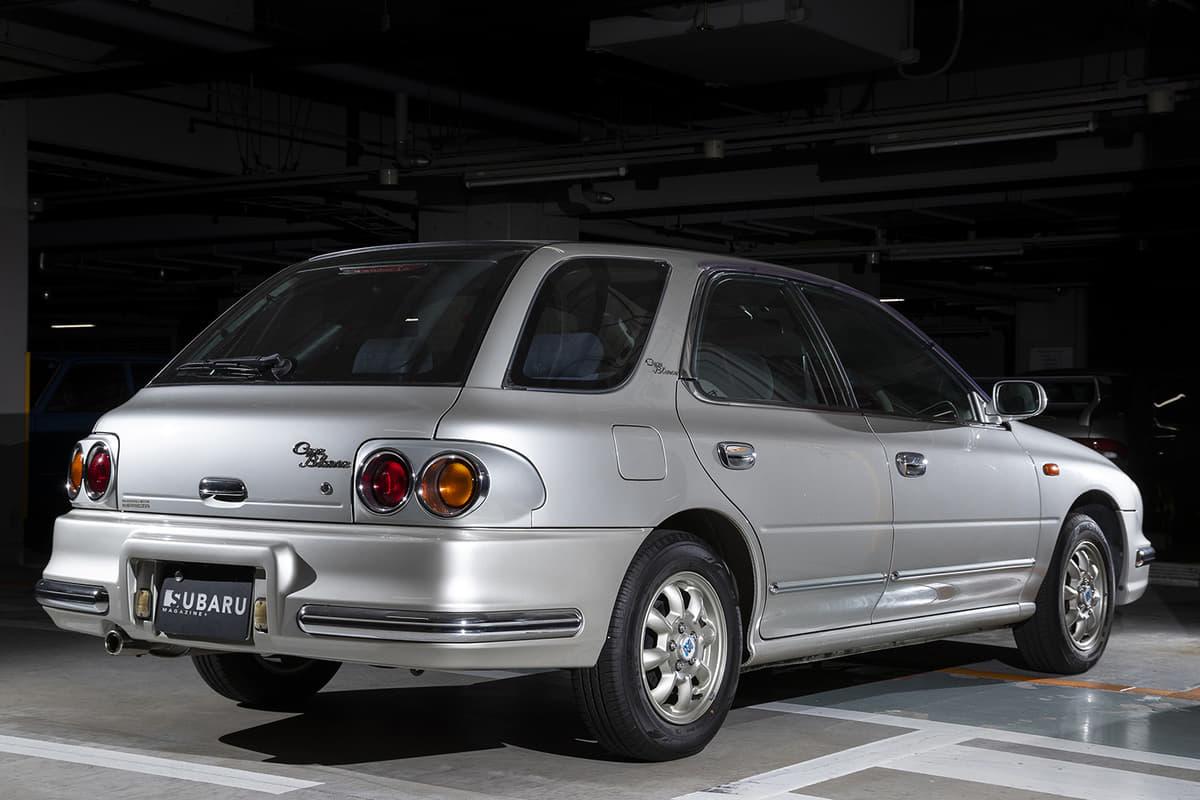 90年代レトロブームの火付け役! スバル入魂の「なんちゃって」クラシックカー6選