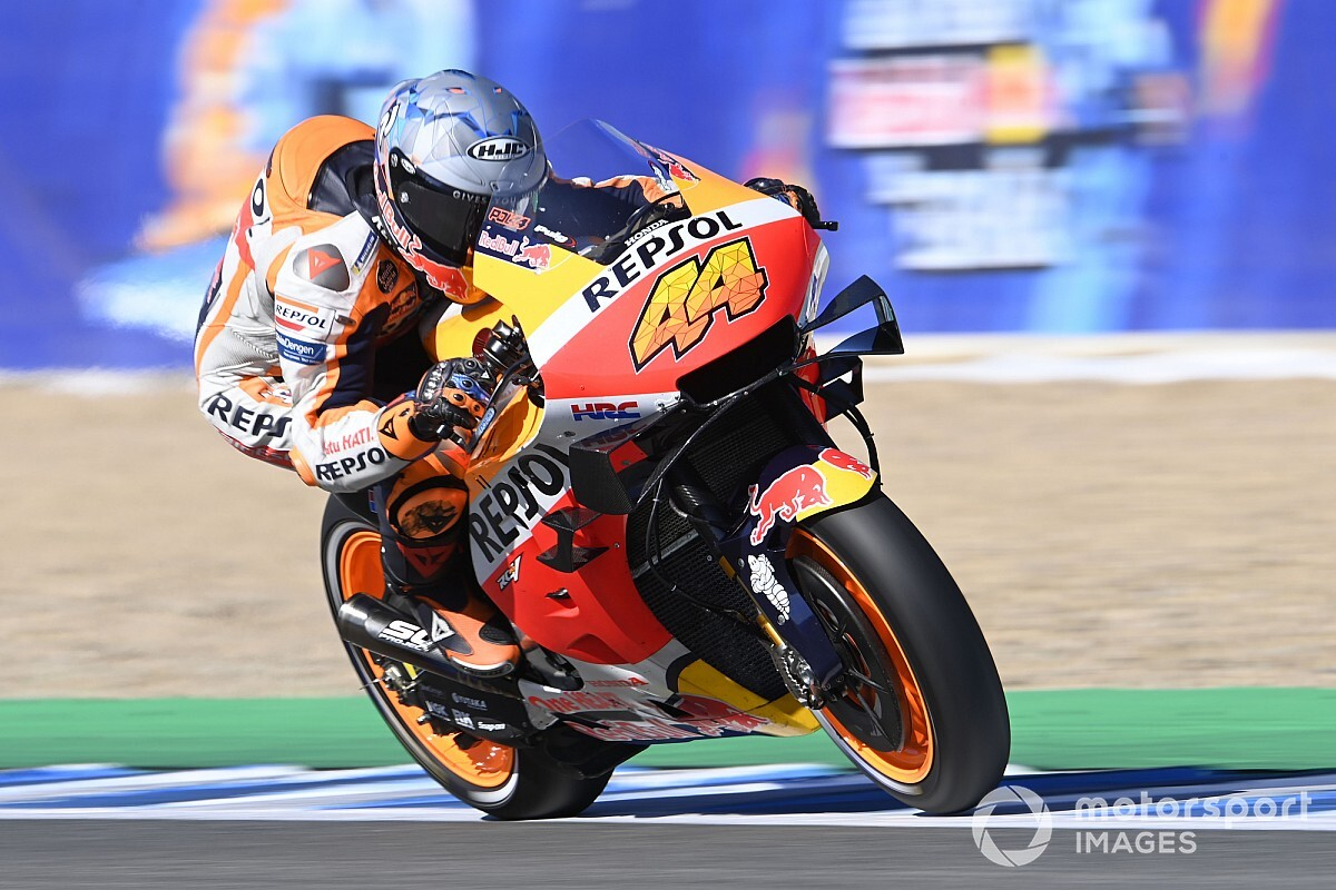 """【MotoGP】乱立する""""仕様違い""""がホンダ理解の妨げに? ポル・エスパルガロ「パッケージが悪いのか自分が悪いのか……混乱する」"""