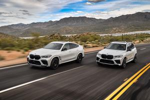 新型BMW X5 M、X6 Mをさらにスポーティに!M Competitionの受注販売を開始