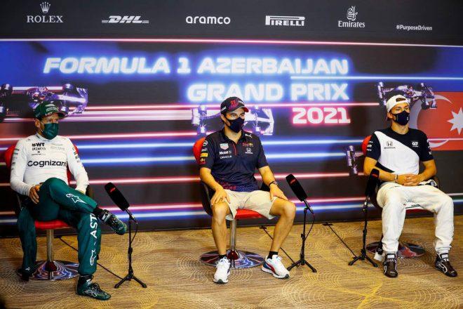 F1第6戦アゼルバイジャンGP決勝トップ10ドライバーコメント(2)