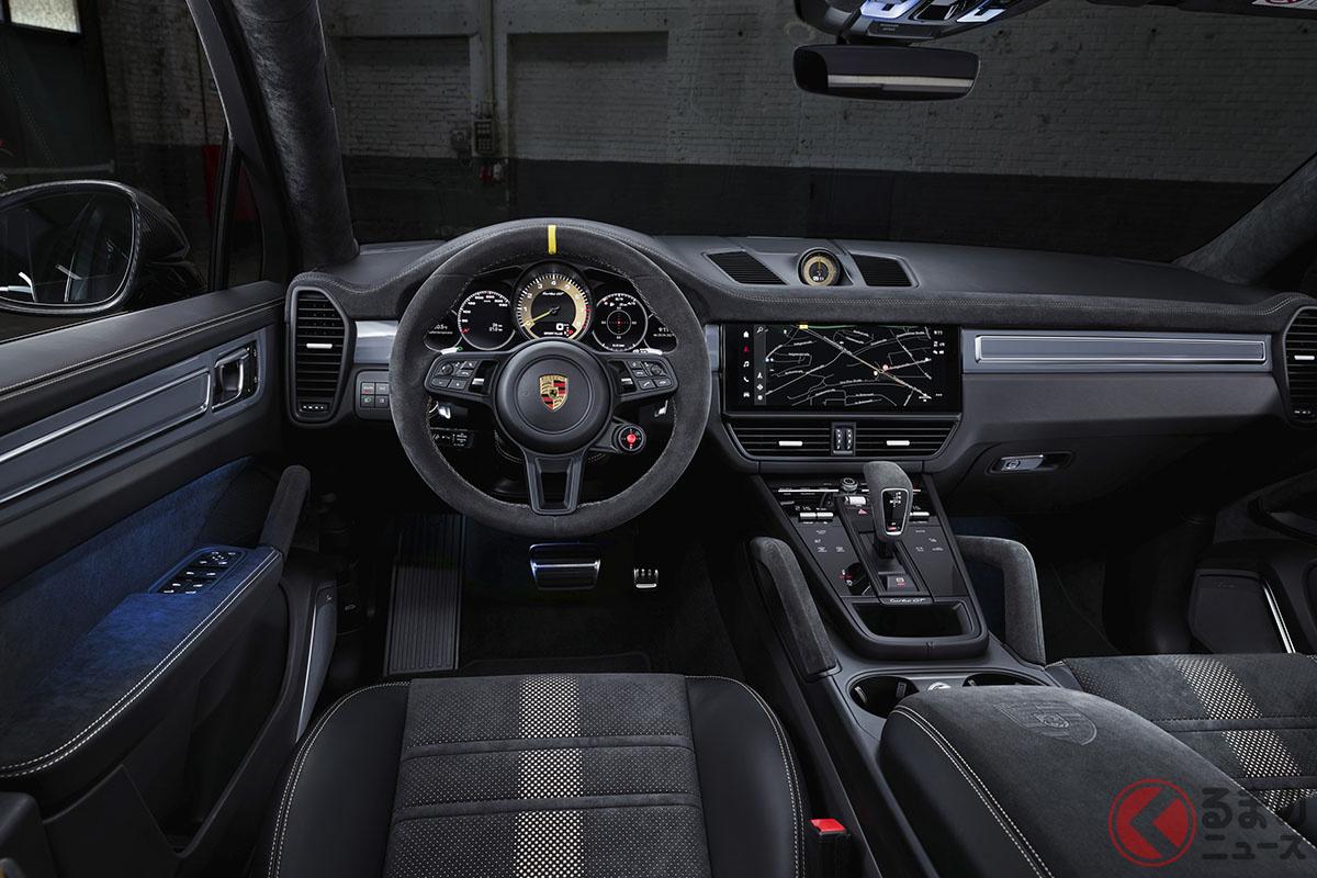 【ニュル最速SUV】2725万円! ポルシェ新型「カイエン ターボGT」予約受注開始